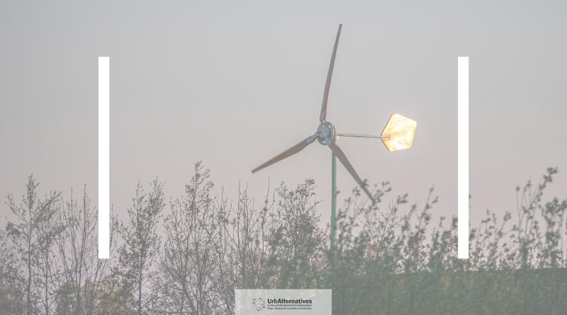 Construit ton éolienne 200 W – [Le Low-tech Lab]